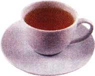 помогает настой чайный
