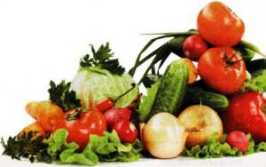 овощи, зелень, фрукты