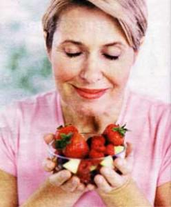 Все красные ягоды