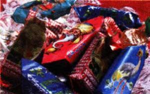 шоколаду, конфетам