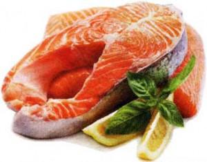 вкусная и нежная рыбка