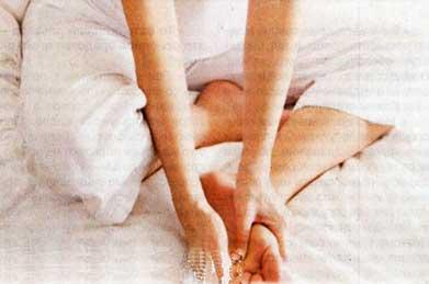 Причины ночной судороги