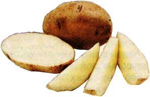 Компресс из сырого картофеля