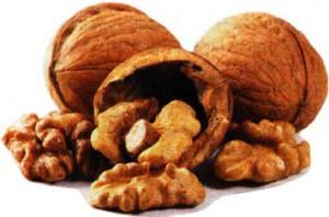 два грецких ореха