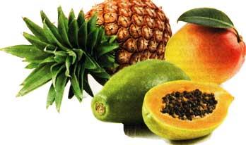 Вот так фрукт!