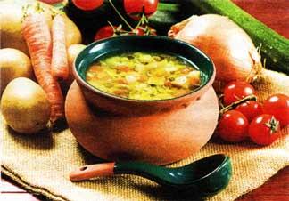 Льняной суп