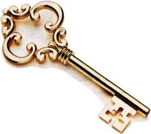 железный ключик