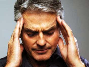разболелась голова