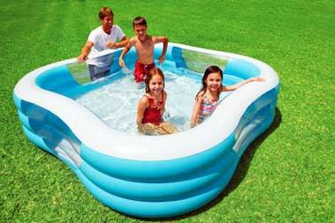 бассейн для детишек