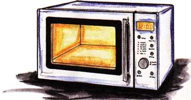 о печках СВЧ
