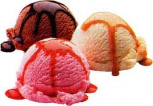 выбирать мороженое