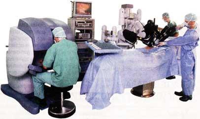 роботохирургии