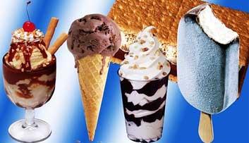 Позвольте себе мороженое