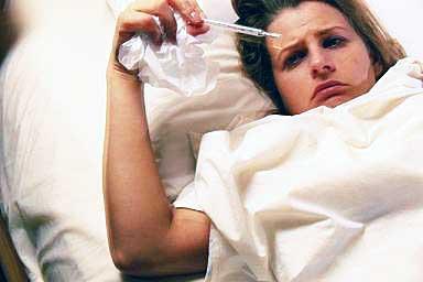 ошибок при гриппе