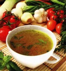 Готовлю куриный суп