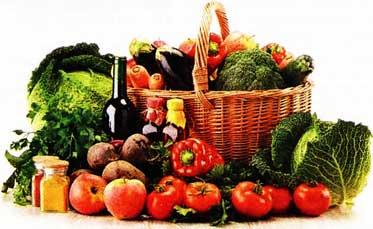растительной пищи