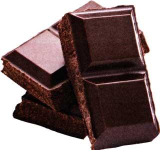 достоинства шоколада