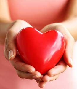 поддержать сердце