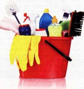 бытовые органические очистители