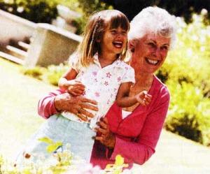 Правильная бабушка