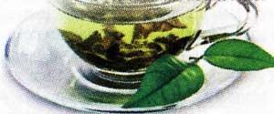 готовят его из зеленого чая