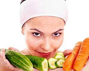 тоники и лосьоны из овощей и фруктов