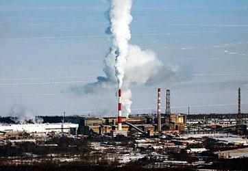 Экологический удар