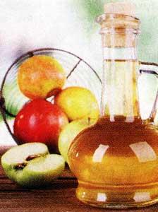 Яблочный уксус вам в помощь