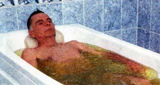 о скипидарных ваннах