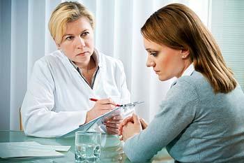 картине гинекологического заболевания