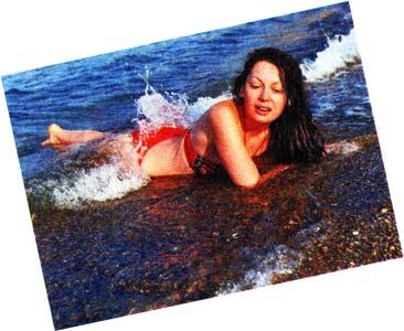 Натуральная морская вода