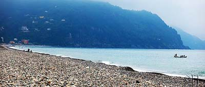 Места на Черноморском побережье