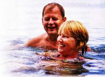 Заниматься оздоровительным плаванием