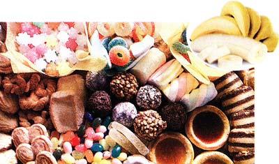 тяга к сладостям