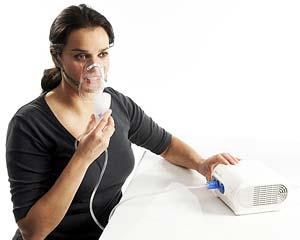 лечить астму