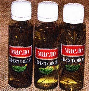 лечить пихтовым маслом