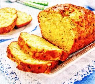 Капустный хлеб