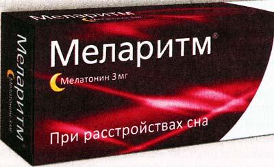 препарат Меларитм