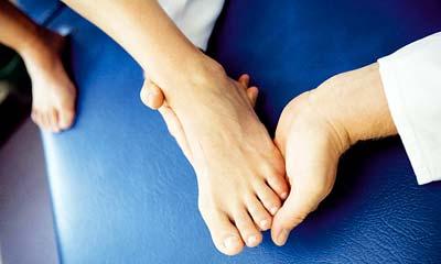 исцеления больных суставов